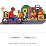 Homecoming Season 2016 Alias Mudik Jadi Google Doodle Hari Ini 4 Juli 2016